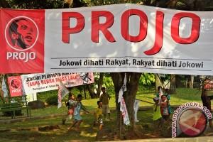 Relawan Jokowi minta masyarakat bersabar kawal pemerintah