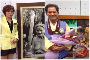 Melihat Indonesia dari kuas dan lensa Korea