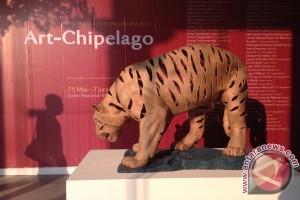 Galeri Nasional gelar pameran ART-CHIPELAGO