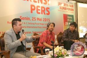 Jakarta Fair Kemayoran 2015