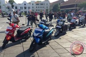 Honda Motor gelar tur wisata Jawa sampai Lombok