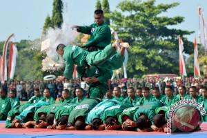 """Kodam IX/Udayana gelar """"Sehati"""" sambut HUT ke-71 TNI"""
