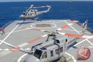 Kuota jam terbang Bell-412 padamkan kebakaran lahan segera habis