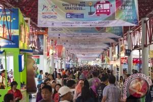 Kemeriahan Jakarta Fair Kemayoran 2015