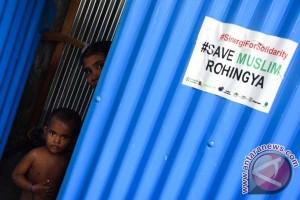 Myanmar selidiki keterlibatan polisi dalam kejahatan terhadap Rohingnya