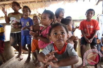 Ribuan biskuit  dikirim ke Papua