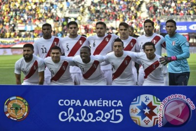 Peru raih tempat ketiga Piala Amerika 2015