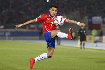 Chile siap menyerang Argentina