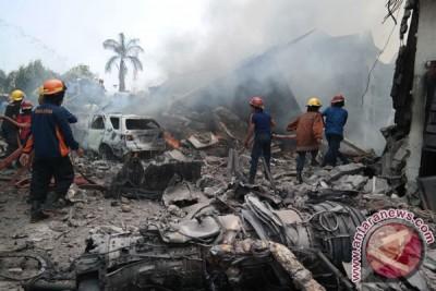 79 jenasah korban Hercules dievakuasi, 23 teridentifikasi