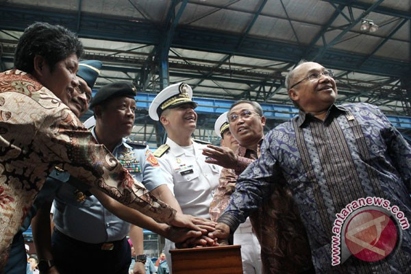 PAL sudah 25% garap kapal perang Filipina