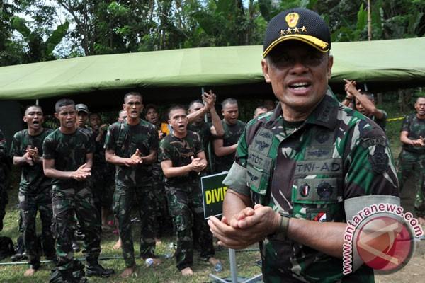 Panglima TNI minta maaf atas penembakan anggota Kostrad