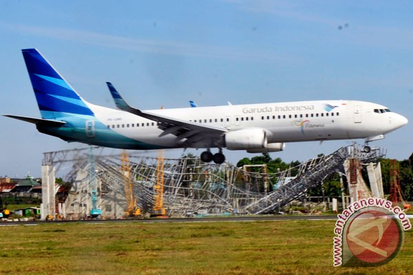 GIAA Garuda Indonesia tambah penerbangan umrah - ANTARA News
