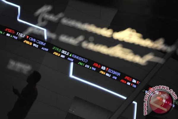 IHSG BEI melemah dipicu jatuhnya saham infrastruktur