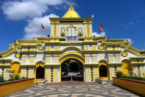 Wakil Ketua DPR Minta Keaslian Bangunan Keraton Sumenep Dipertahankan
