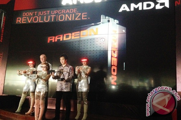 AMD perkenalkan dua kartu grafis