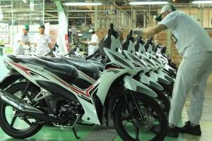 New Honda Revo FI punya tampilan baru