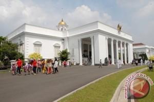 Sudah 10.000 orang daftar untuk masuk Istana Bogor
