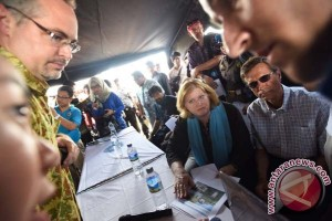 ACT bangun shelter untuk pengungsi Rohingya
