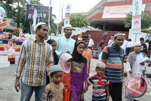 ACT percepat membangun hunian untuk Rohingya