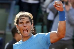 Nadal tampil perkasa pada Australia Terbuka, babat Mayer tiga set