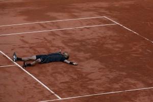 Tsonga menangi gelar Rotterdam setelah kalahkan Goffin