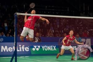 Praveen/Debby wakil keempat Indonesia di semifinal Korea Terbuka