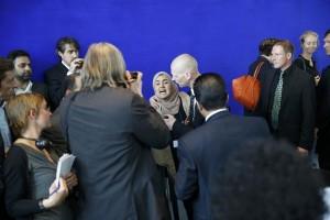 Mesir larang polisi bicara ke media