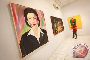 Pegiat seni Bangka Barat gelar pameran bersama