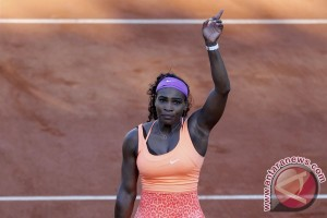 Serena Williams ke final turnamen Italian Open