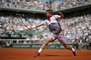 Wawrinka hadapi Federer di semifinal ATP Tour Finals