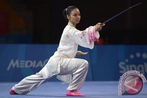 Indonesia tempel Tiongkok di Kejuaraan Dunia Wushu