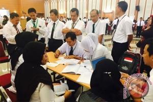 386 peserta ikuti tes petugas haji 2016
