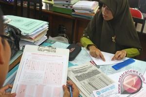 Penyandang disabilitas ikuti SBMPTN di Malang