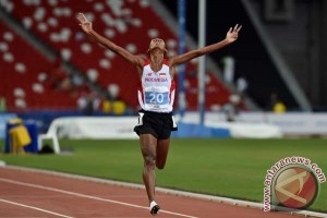 Agus Prayogo turun di maraton SEA Games