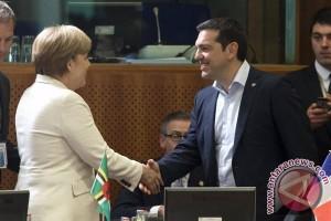 Eropa akhirnya sepakat utangi lagi Yunani