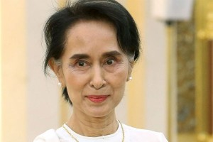 Suu Kyi allies form Myanmar rulling party after decades of struggle