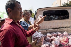 Mentan: Bima dapat penuhi kebutuhan bawang nasional