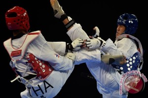 Taekwondo incar tiket Olimpiade