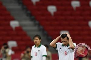 Timnas Indonesia gagal raih perunggu