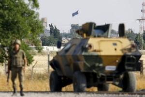 Satu lagi daerah ISIS lepas di Jarablus, Suriah