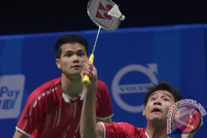 Angga/Ricky ready to compete in world championship