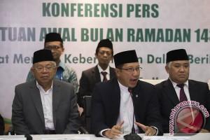 Menag: Ramadhan serentak karena fenomena alam