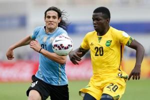 Jamaika juara Grup G Piala Emas