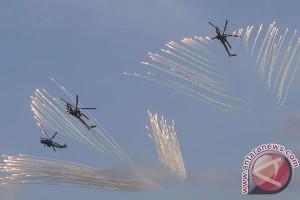 Serangan udara Rusia membuat situasi di Suriah berbalik