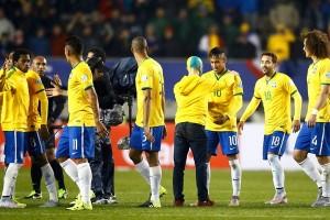 Susunan pemain Brasil versus Kolombia