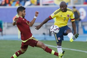 Argentina takluk 0-1 oleh Venezuela di babak pertama