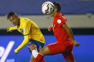 Olimpiade 2016 - Neymar ukir gol tercepat di Olimpiade