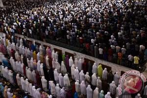Masyarakat gembira awal Ramadhan serentak