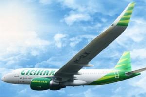 Citilink target penerbangan reguler Manado-China akhir 2016