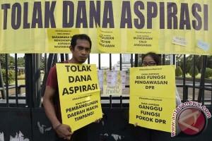 Aspirasi DPR tentang dana aspirasi